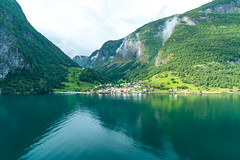 Flam (5) (ScenEssence) Tags: norway msc musica cruiseship cruise ship panorama sea travel flam fjord sony alpha a6300 water wasser meer 2016 mscmusica