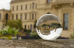 123/366 Osborne House (andrew.varney) Tags: isleofwight history historic englishheritage england uk nikon d5100 outdoors outside 365 366 globe glass crystalball