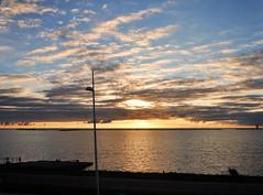 DSC_6401 (Herman Verheij) Tags: sunset zonsondergang markermeer lelystad