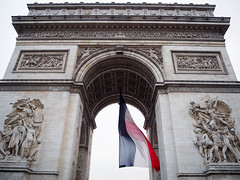 Arc de Triomphe (My Picture My Story) Tags: paris france arcdetriomphe travel holiday photography architecture europe arch