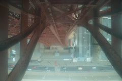 Blackpool Tower (Chris Dimond) Tags: 2016 blackpool blackpooltower down drop glassfloor structure metalwork
