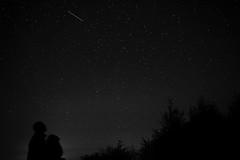 Stargazers <3 (Jenny.Lawrence) Tags: perseid meteor shower shootingstars stars night nightphotography silhouette starphotography sony sonyalpha a7 zeiss 35mm