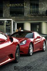 F430 & Cali (ehanoglu) Tags: ferrari f430 ferrarif430 california red rosso zorlu center zincirlikuyu mall istanbul turkey trkiye emrehanoglu emrehanolu emre hanolu exoticistanbul luxury luxurious