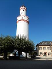 White Tower at the Bad Homburger Schloss (sharon.corbet) Tags: badhomburg germany 2016 castle