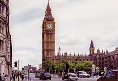 Palace of Westminster (Snap Man) Tags: 2001 bigben cityofwestminster england london palaceofwestminster byklk