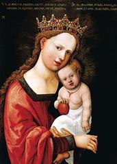 Madonna and Child (lluisribesmateu1969) Tags: 16thcentury virgin altdorfer museumoffinearts budapest