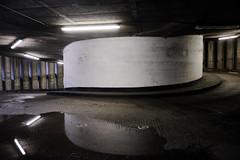 St James Centre #9 (Bob_Last_2013) Tags: stjamescentre edinburgh abandoned modernarchitecture concrete parkingstructure