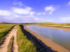 The River (Francesco Impellizzeri) Tags: brighton landscape river england