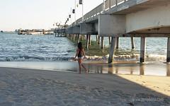 frektar037a (javfutura) Tags: kodakektar100 nikonf100 amartya beach sunset pier primelens 50mmlens