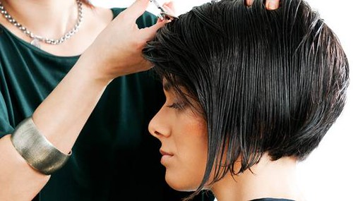 Gaya Rambut Pendek Untuk Wajah Bulat Wanita A Photo On Flickriver - Gaya rambut pendek buat wajah bulat