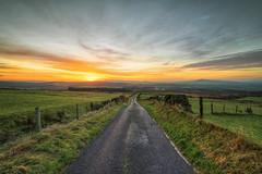 Gallon Road Sunrise (Gareth Wray Ph