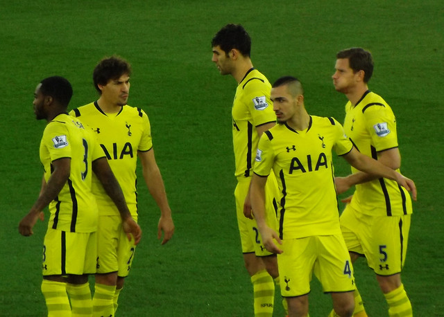 Spurs Players