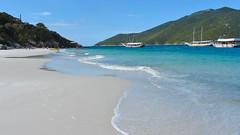 arraial (edoaracena) Tags: ocean travel blue summer brazil praia beach rio brasil riodejaneiro traveling caribe cabofrio arraial arraialdocabo summer2015