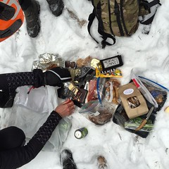 How to refuel properly! #rideinthesnow #weavercycleworks