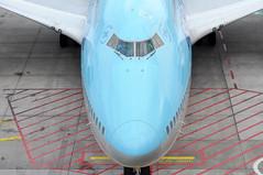 HL7404 (airlines470) Tags: airport air korean msn 747 fra 747400 ln 1170 26409 hl7404 7474b5