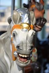 Jane's Carousel (KaDeWeGirl) Tags: newyorkcity horse brooklyn dumbo carousel janes brooklynbridgepark