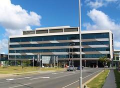 Gasworks Plaza, Brisbane (Oriolus84) Tags: building architecture facade office australia brisbane gasworks queensland newstead fkp newsteadriverpark gasworksplaza 76skyringterrace