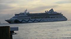 Crusing ship AIDAaura (Traveller-Reini) Tags: usa keys florida crusing