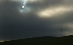 Dark Side of the Sun (Blarney Pilgrim1) Tags: abstract clouds wow design