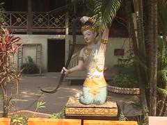 Buddha Statue Vientiane