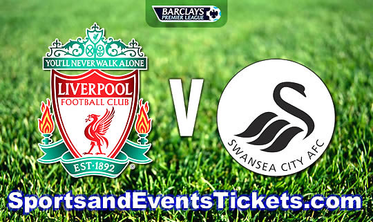 Liverpool vs Swansea City
