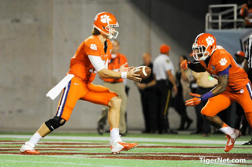 Clemson Photos: Cole  Stoudt, djhoward, 2014, Football, Russell  Athletic  Bowl