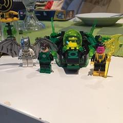 #dc #lego #GreenLantern Vs #Sinestro set complete #SpaceSuit #batman #geek #gaygeek #geeklife #collector #figures #familyofbats (ashlibean) Tags: set dc geek lego batman vs greenlantern figures spacesuit complete collector sinestro geeklife gaygeek familyofbats