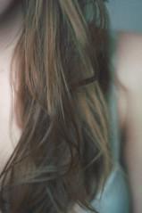 (Send me adrift.) Tags: portrait film me senior girl self project hair 50mm focus year young days blond blonde 100 tones edit senioryear selfie seniorproject ps11 pe11 pse11