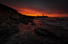 f a r o | pescadero, california (elmofoto) Tags: california lighthouse seascape reflection silhouette sunrise faro coast nikon waves explore pacificocean burn norcal pigeonpoint pescadero d800 mattina 2015 1635mm fav100 fav200 fav300 explored 50000v fav500 fav1000 nikond800 fav400 fav1500 fav2000 fav600 fav700 fav800 fav900 fav1100 fav1200 fav1300 fav1400 fav1600 fav1700 fav1800 fav1900 elmofoto lorenzomontezemolo escaype sunriseforecasting