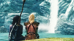 Full set: http://www.nexusmods.com/skyrim/Images/491502/? (Anna Iceborn) Tags: screenshot gaming theelderscrolls skyrim