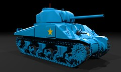 Sherman m4a4 captain series edition shadowychild tags world 2 two
