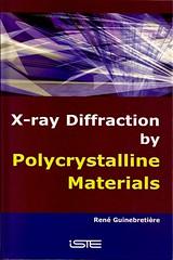 X-ray diffraction by polycrystalline materials: instrumentation and microstructural analysis (Biblioteca da Unifei Itabira) Tags: capa livro fevereiro 2015