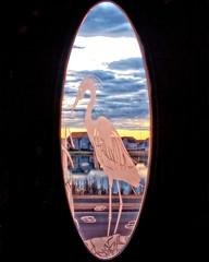 Through the Door (DASEye) Tags: door window sunrise nikon dayseye davidadamson