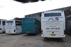 Happy Al's OF02OXF - OB02OXF - OC02OXF (Will Swain) Tags: uk travel england bus buses 30 yard happy is britain garage transport 21st company birkenhead oxford depot former february 31 34 als mersey merseyside 2015 of02oxf oc02oxf ob02oxf