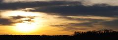 sunset rva (Kayleigh Shuttered) Tags: lighting sunset orange sun nature river landscape james virginia mine natural richmond va rva jamesriver myphotography