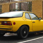 1980 Porsche 924 thumbnail