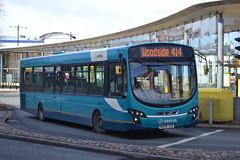 Arriva North West 2988 MX59JZD (Will Swain) Tags: uk travel england west bus buses britain north transport 21st birkenhead february mersey merseyside arriva 2015 2988 mx59jzd