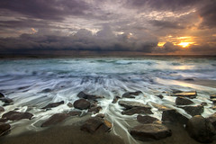 Pullback Waves (Pandu Adnyana Photography Tour) Tags: travel sunset bali photography tour cloudy guide seseh balitravelphotography baliphotographytour baliphotographyguide balilandscapephotography
