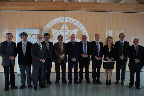 Reunión CEIMARNET UPCT