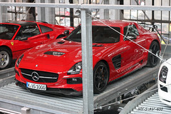 Black Series (NY5AV Photography) Tags: world show red white black wheel sport night germany photography eos mercedes benz drive design hp automobile driving power angeles photos parking famous hamburg wheels automotive f1 ferrari 7d hyatt series autos edition dsseldorf efs supercar exhaust sls amg kw sportscars horsepower supercars k knigsallee jungfernstieg bijan automobil edizione ottomotor hypercar worldcars hypercars ny5av400