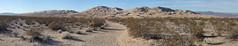 Kelso Dune panorama (zoom in!) (MikeMalaska) Tags: dunes mojave kelsodunes mojavenationalpreserve the4elements
