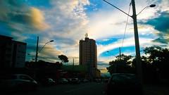Cai a noite na cidade (@luizjrgarcia) Tags: life sunset pordosol vida passion belohorizonte paixo 1320 bh barreiro lumia luizgarcia pucminas paisagensurbanas
