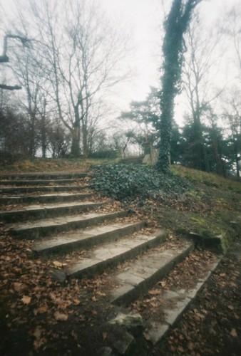 Stufenbiege