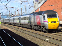 Virgin East Coast (43309) Through Doncaster (Gary Chatterton 3 million Views Thank You All) Tags: train flickr railway virgin exploreinterestingness locomotives canonpowershot virgintrains eastcoastmainline 43309 virgingroup eastcoasttrains