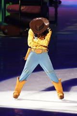 Woody - Toy Story 3 (DDB Photography) Tags: show horse dog green ice andy jessie buzz toy photography cowboy doll photographer dinosaur mr toystory buzzlightyear head ken barbie feld woody funky disney story potato fantasy skate kungfu figure worlds bullseye ritz characters cowgirl slinky mrs rex groovy ddb hamm potatohead armymen waltdisney iceshow sarg disneyonice disneycharacters figureskate disneypictures lotso toystory3 disneyphoto worldsoffantasy disneyoniceworldsoffantasy feldentertainment ddbphotography
