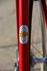 Diamant 'Vitesse' (1995) (Mr._Tonzy_Linder) Tags: diamant rennrad modell vitesse 1995 shimano 600 ultegra mavic cosmic vetta modolo raod bike germany saxony