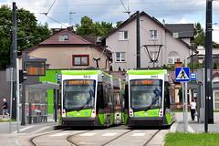 Solaris Tramino S111o #3002 #3012 MPK Olsztyn (3x105Na) Tags: solaris tramino s111o 3002 3012 mpk olsztyn mpkolsztyn polska polen poland tramwaj tram strassenbahn