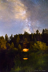 Milky Way Wings (Striking Photography by Bo Insogna) Tags: travel camping light camp sky reflection nature beautiful night dark way stars landscape outdoors star scenery colorado long exposure view outdoor background space under scenic galaxy astrophotography backcountry astronomy rockymountains universe milky starry milkyway starlight jamesinsogna