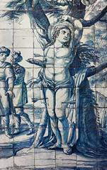 So Sebastio gemarteter Sebastian (edgarhohl) Tags: hlsebastian saint sebastian gemlde