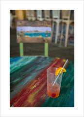 Same again... (andyrousephotography) Tags: aruba dutchcaribbean venezuela riupalace hotel palmbeach coast beach sun sea pier bar shack holiday relax drinks cocktails sameagain many happy
